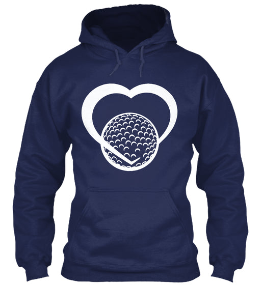 Golfer's Heart Shirt