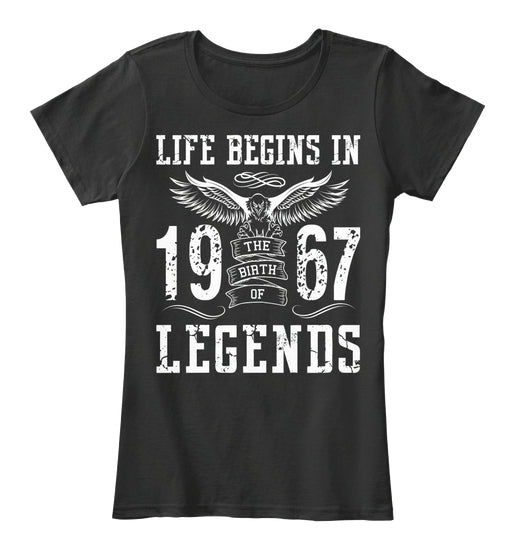 1967 The Birth Of Legends