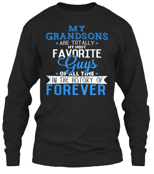 My Grandsons Forever - Limited