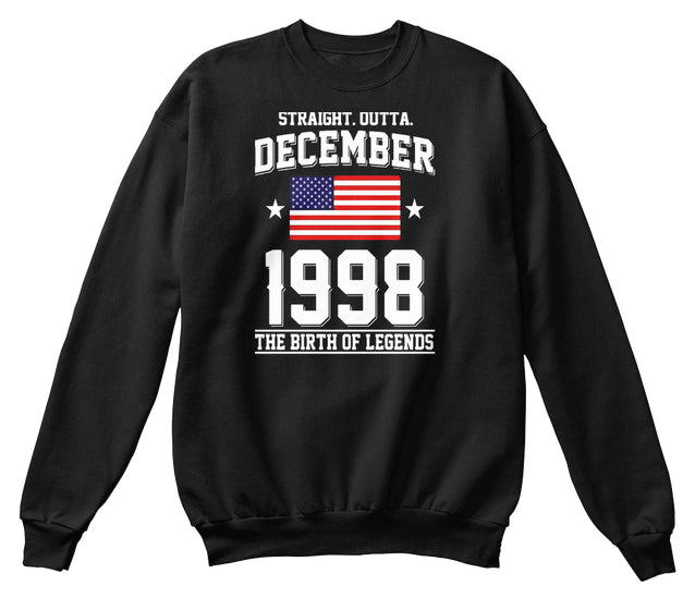 1998 Its My 19th Birthday Gift Ideas Tshirt Fo