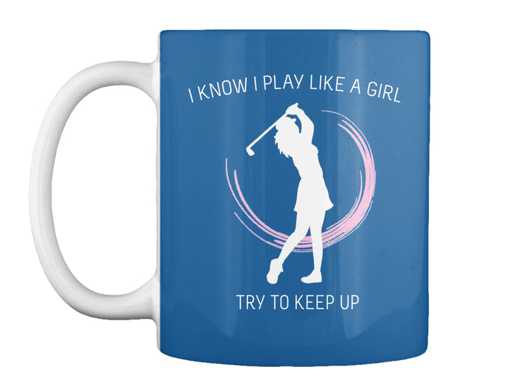 Golf like a girl