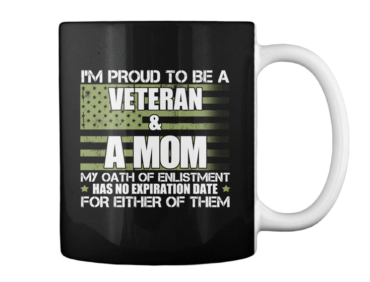 PROUD VETERAN MOM
