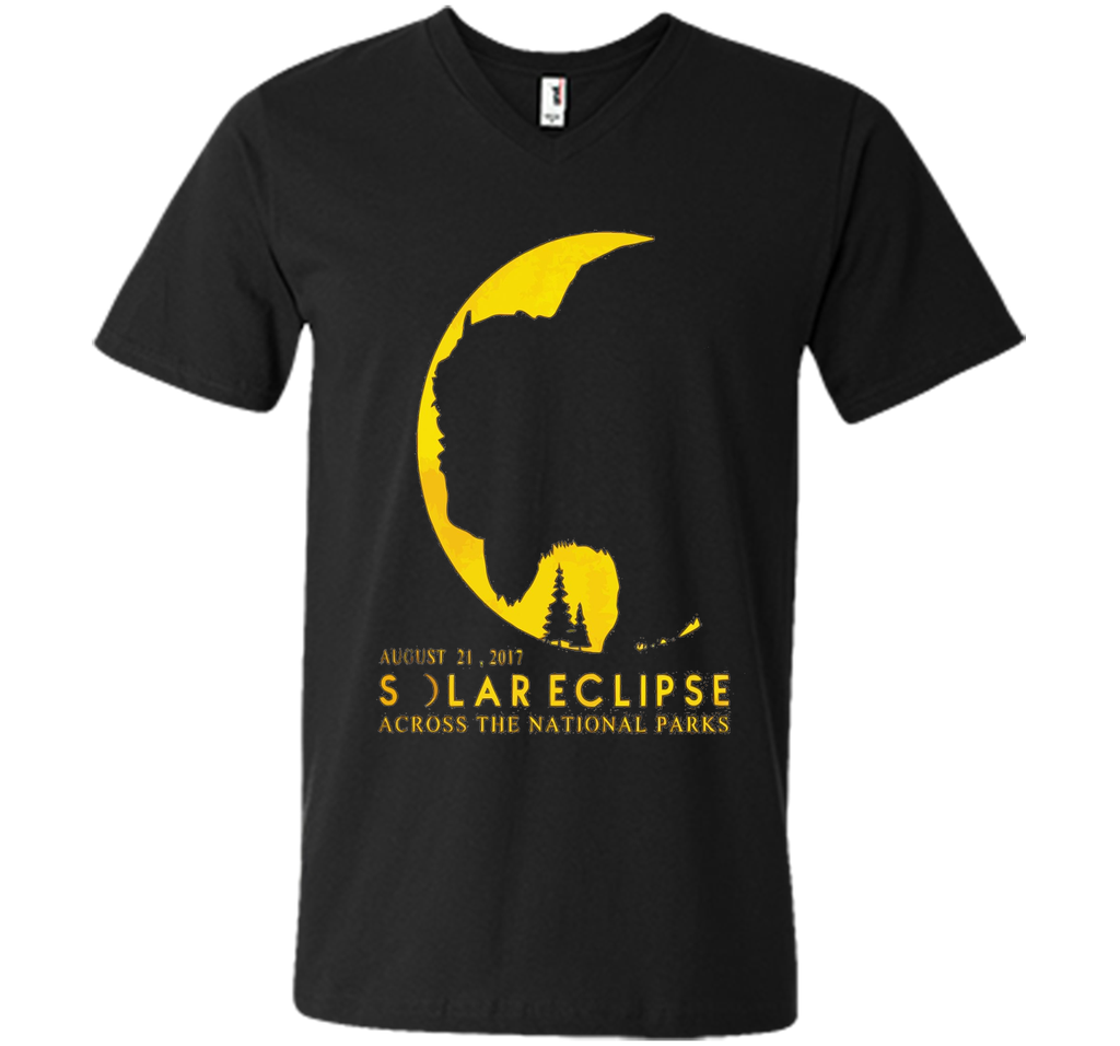 SOLAR ECLIPSE ACROSS THE NATIONAL PARKS SHIRT shirt