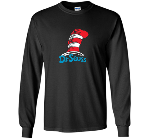 Dr. Seuss Hat T-shirt