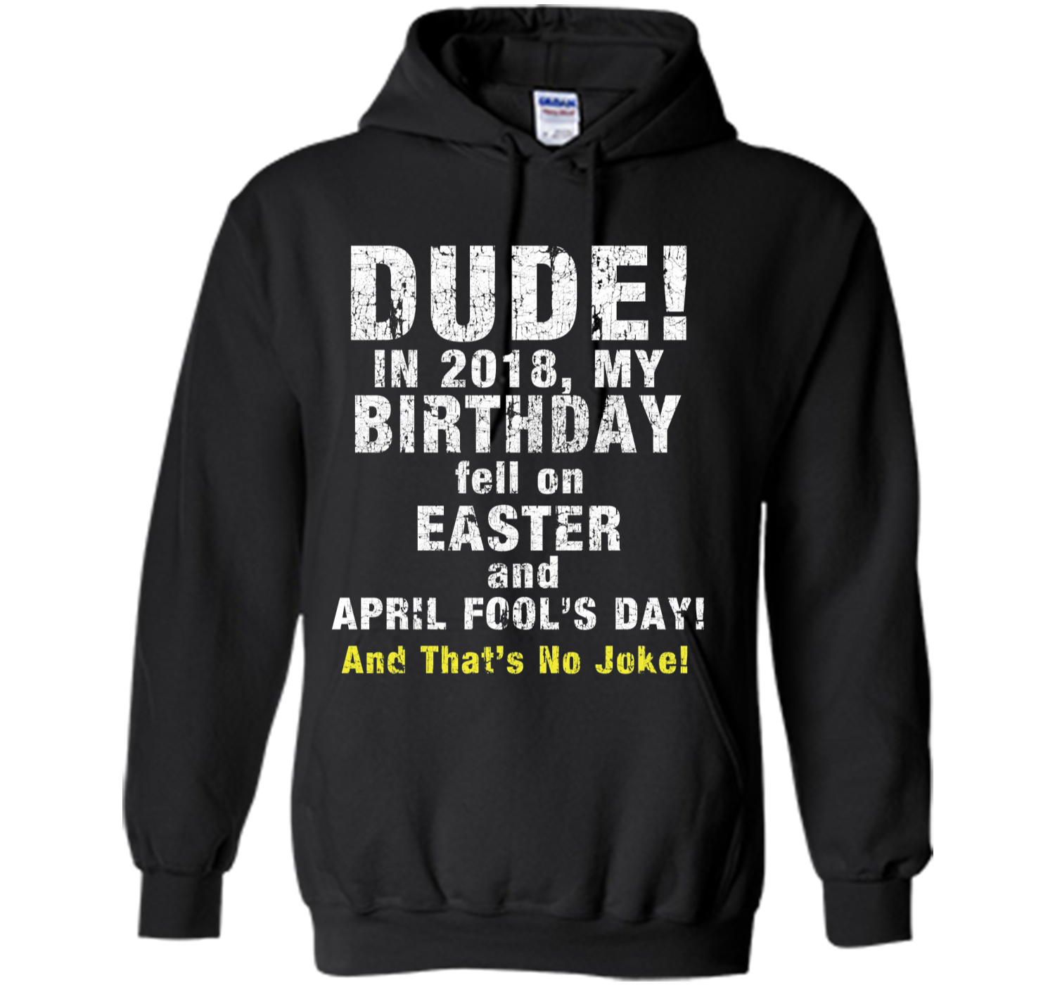 2018 birthday born on easter april fools day
