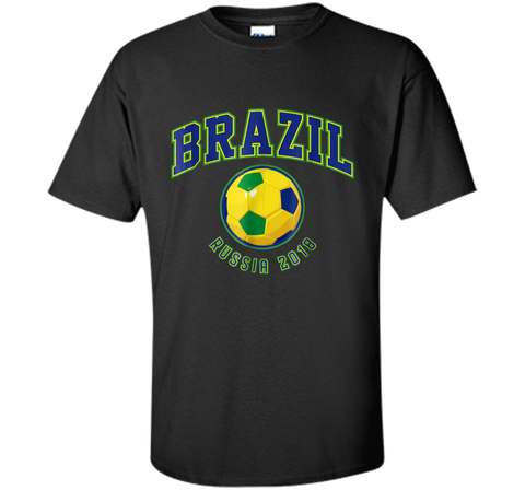 Brazil Soccer Shirt 2018 Russia World Football Team Cup