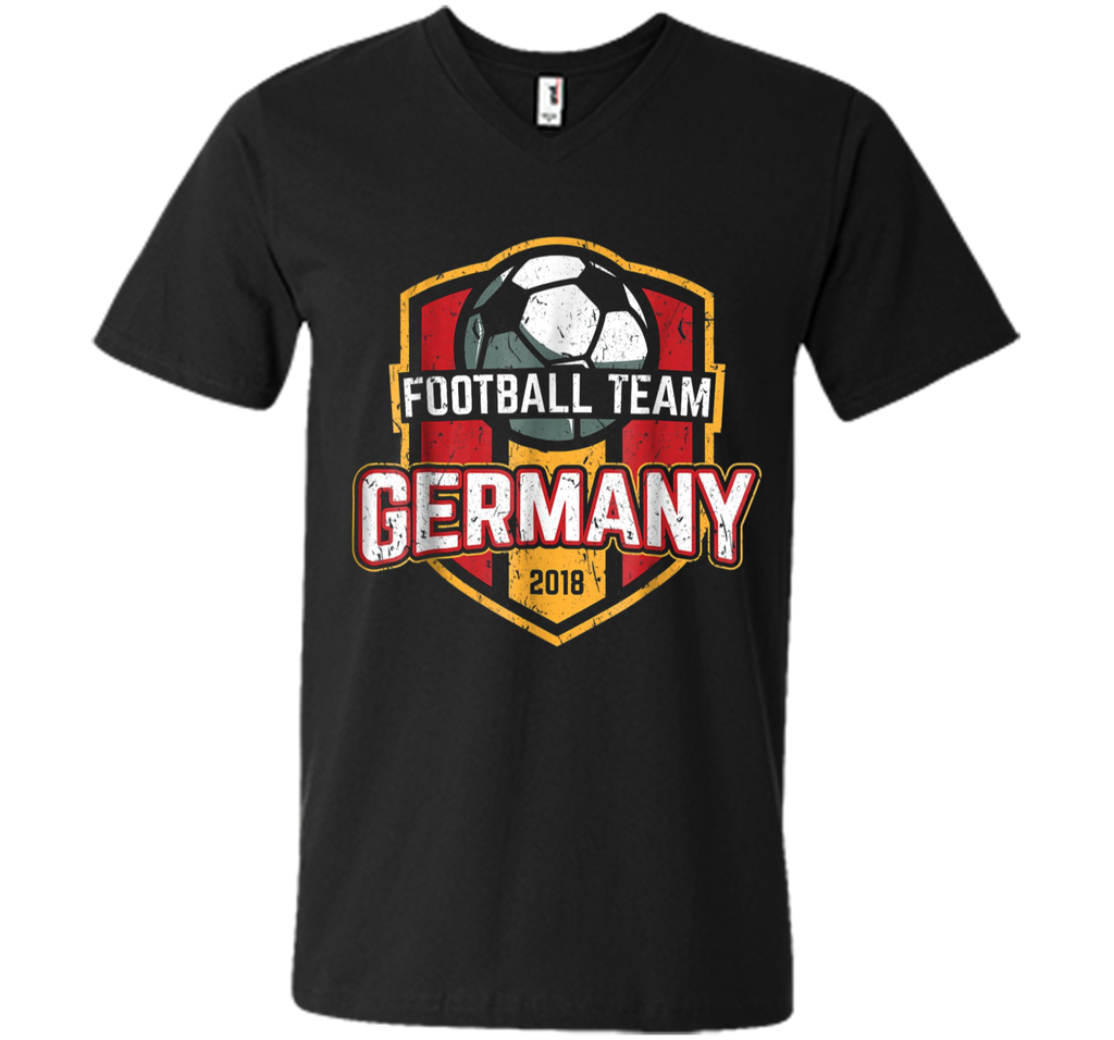 Germany Soccer World Championship T-Shirt | 2018 Jersey