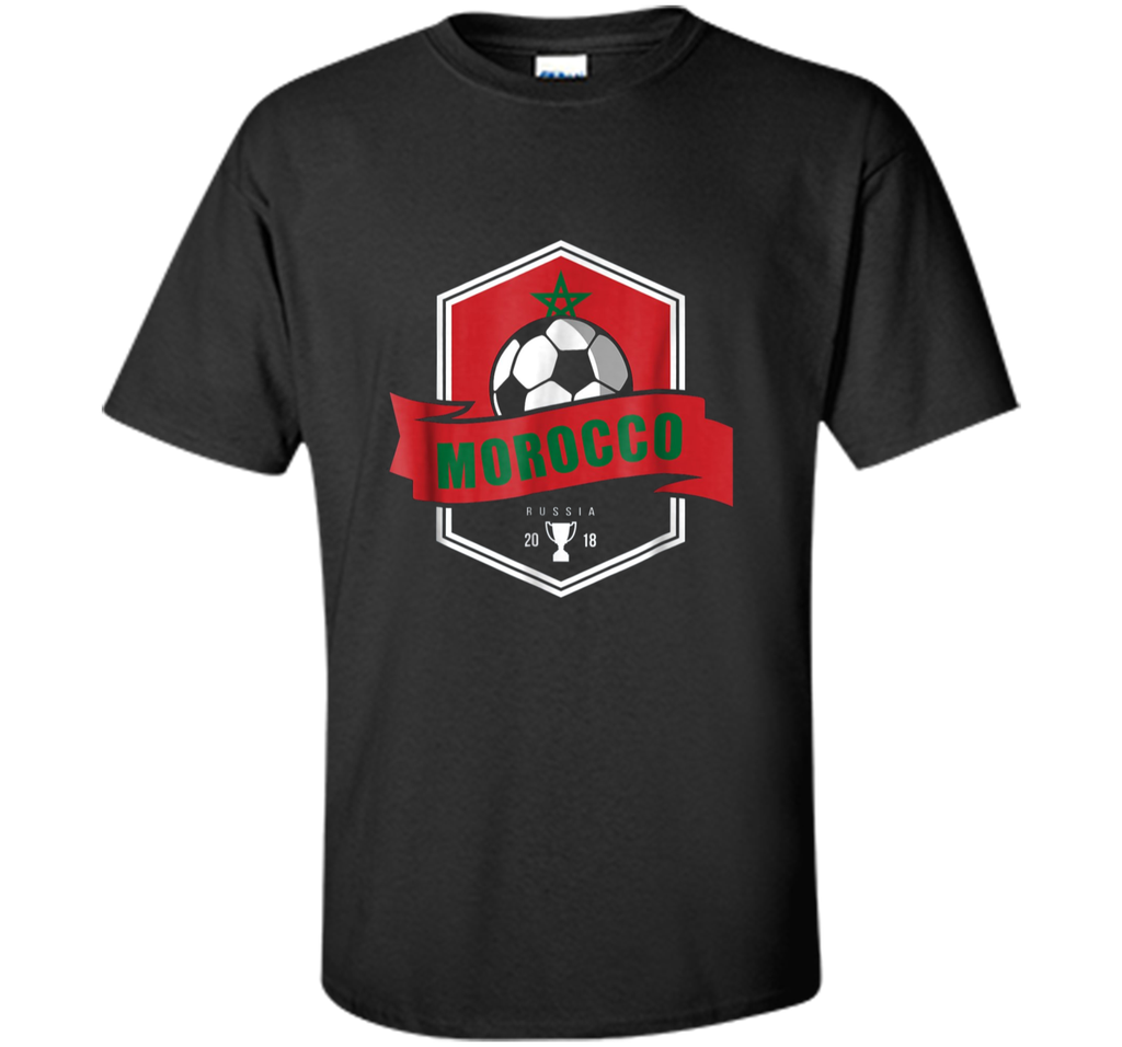 Morocco Soccer Shirt 2018 World Football Team Cup in Russia