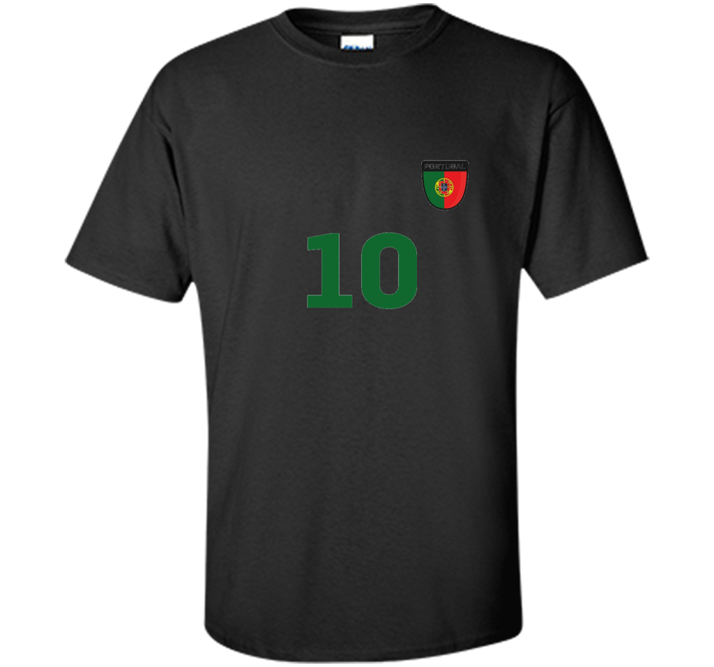 Portugal Soccer Jersey World Football 2018 Fan