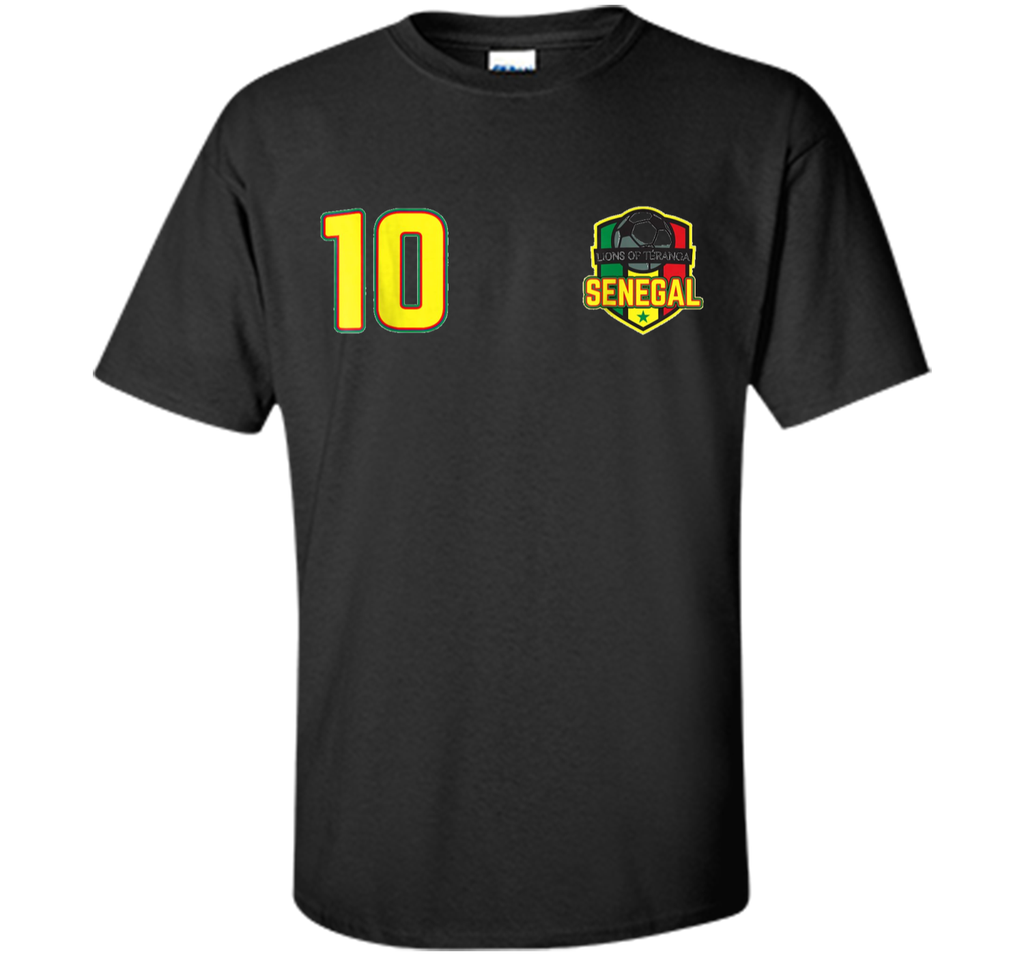 SENEGAL Soccer World Championship Shirt | 2018 Flag Jersey