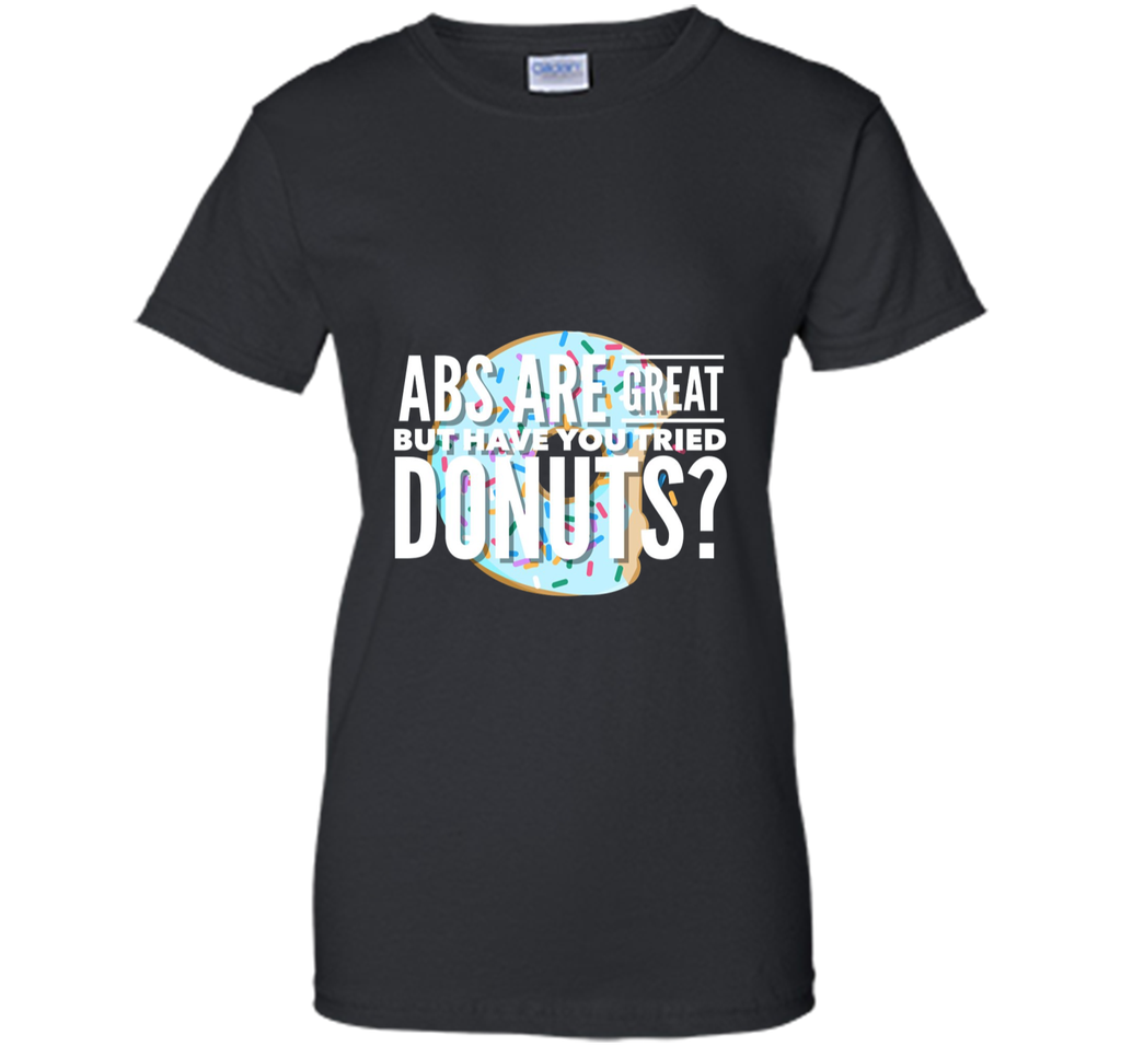 Abs are great but have you tried donuts?