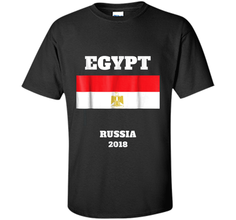 Egypt 2018 Soccer Cup World Championships Fan T-Shirt