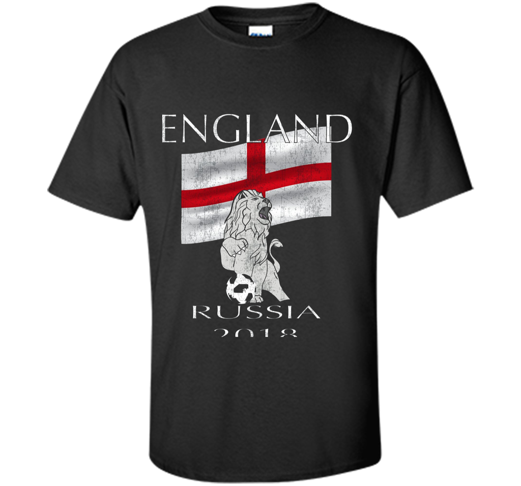 England soccer 2018 world championship football cup t shirt