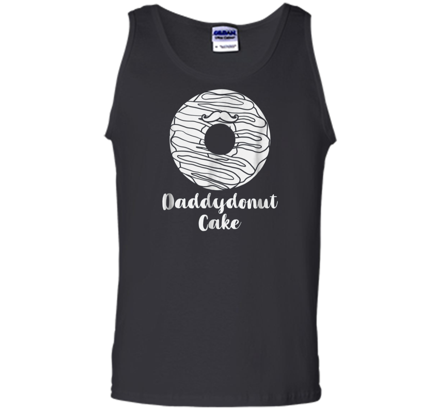 80228806 Daddydonut Daddy Donut Funny Men Funny T Shirt Tank Top – Pin My Tees