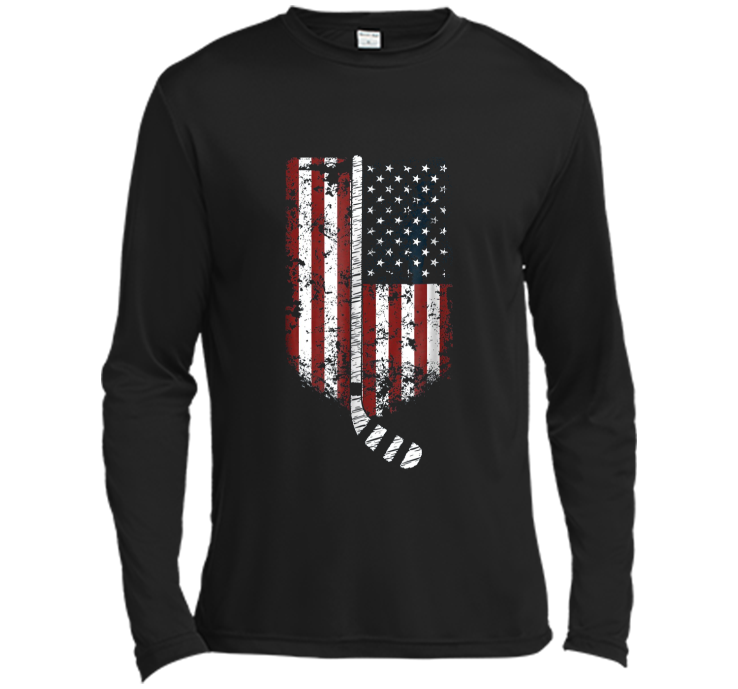 4777505775 Usa Hockey Long Sleeve T Shirt - Cotswold Hire