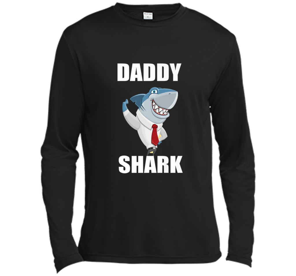 Daddy Shark Shirt - Fathers Day Gift For Dad From Family