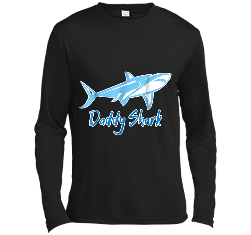 Daddy Shark T-Shirt Father's Day Tshirt Dad Tee Family