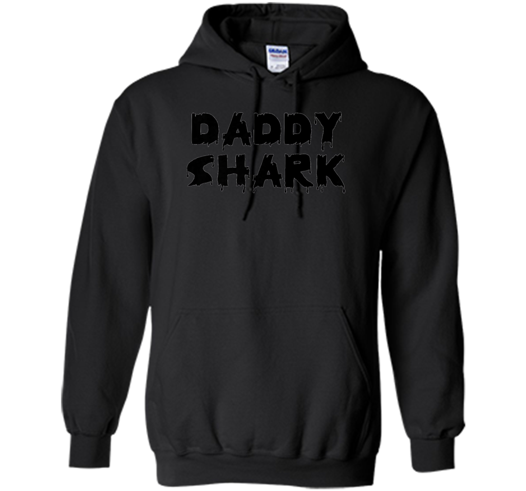 Daddy Shark T-Shirt Fathers Day Gift Shirt
