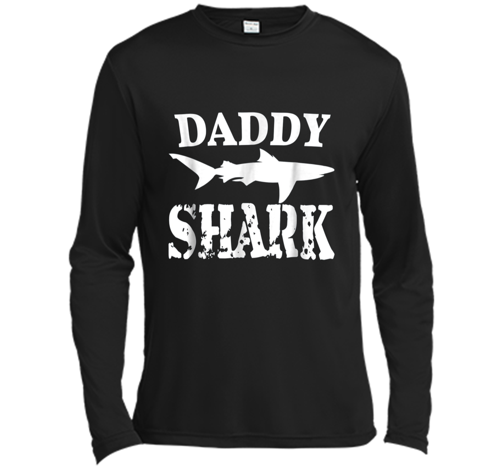 Daddy Shark T-Shirt | Matching Family Tribe Shark Family