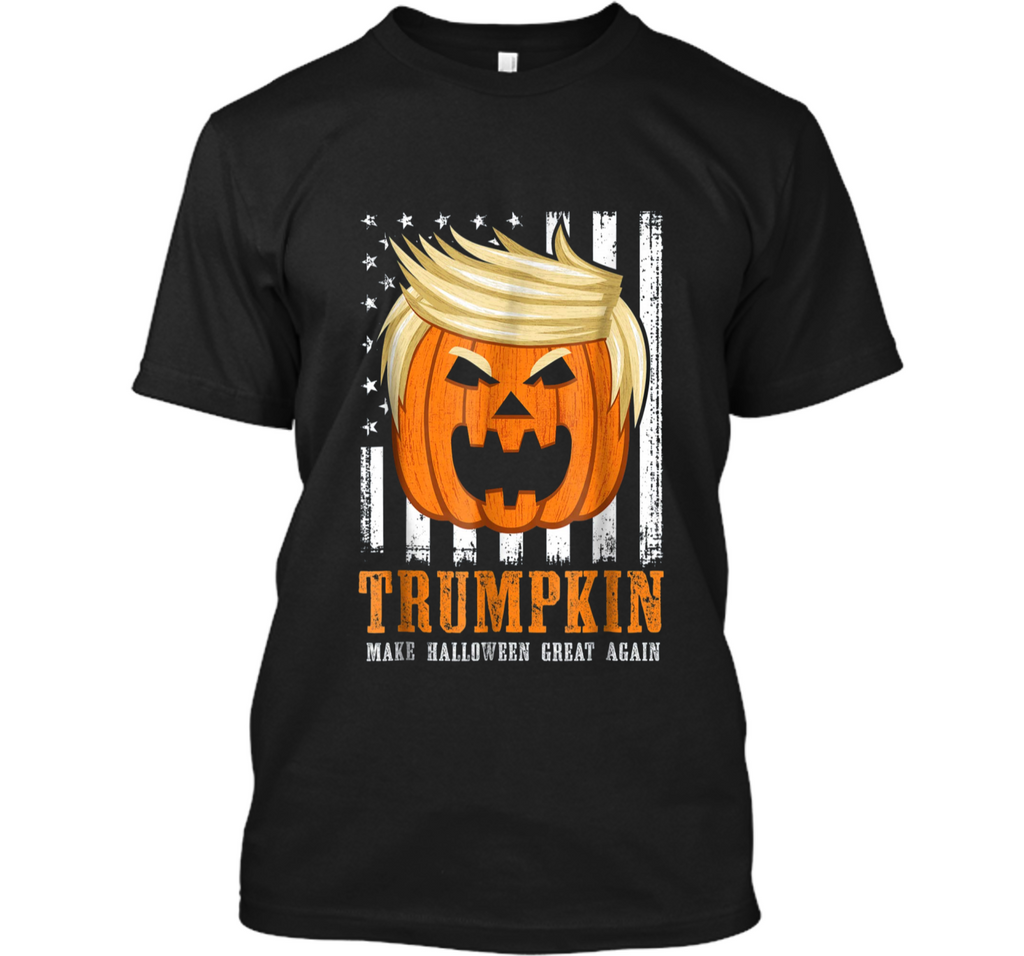 USA Trumpkin Make Halloween Great Again Funny  Custom Ultra Cotton