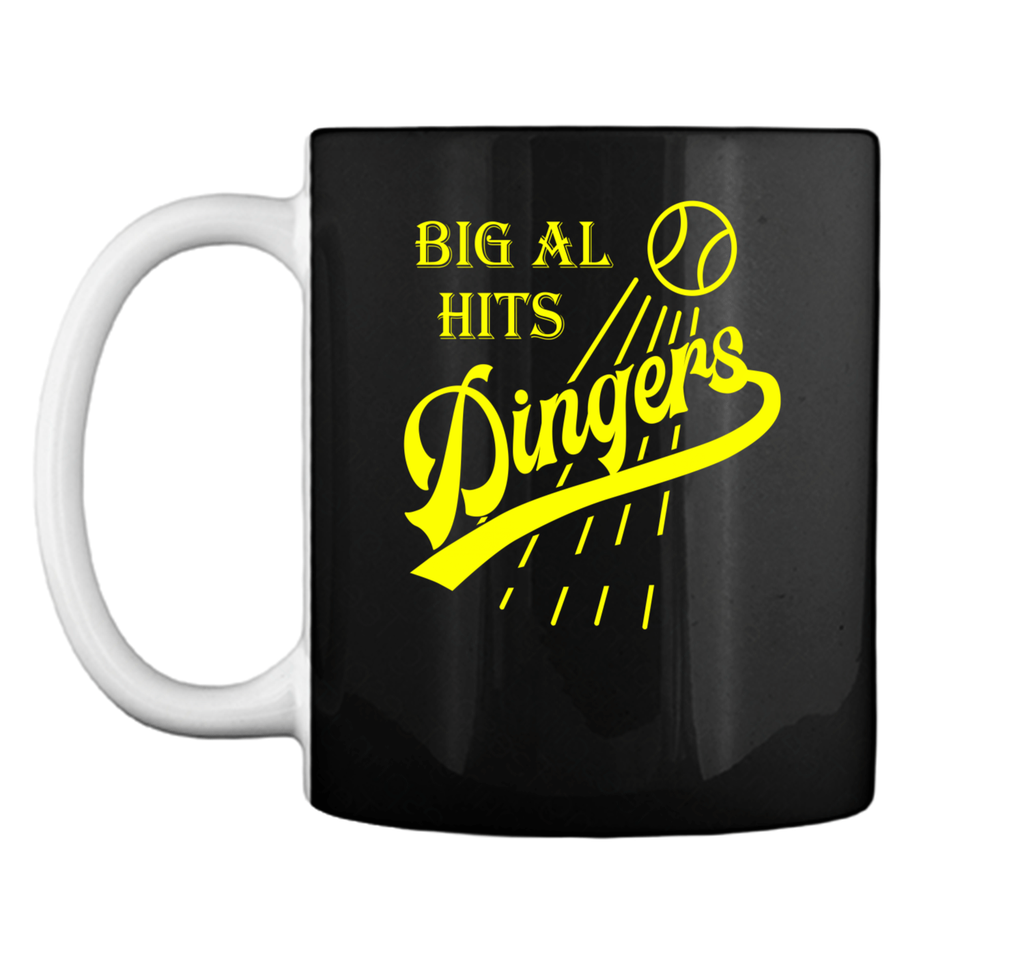 Big Al Hits Dingers Mug