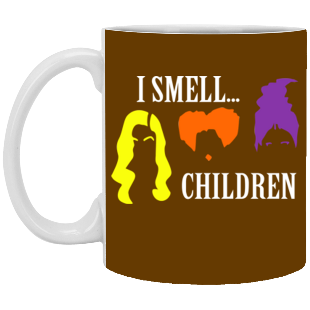 I Smell Children Halloween Witch Pop Culture Coffee Mug 11 oz Mug