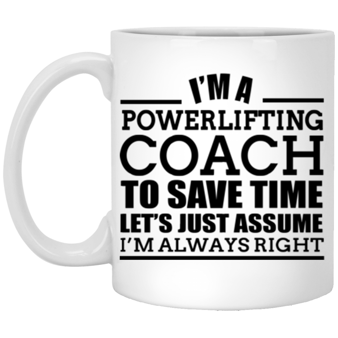 Im A Powerlifting Coach To Save Time Lets Just Assume Im