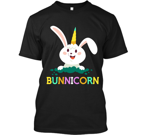 Easter Unicorn Shirt Bunny Boys Girls Sunday Egg Hunt Gift Custom Ultra Cotton