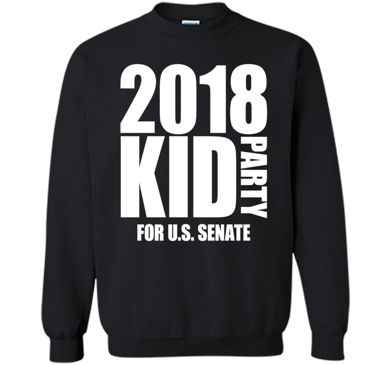 eba31abe1 Kid For US Senate 2018 Election Shirt In Rock We Trust cool shirt ...