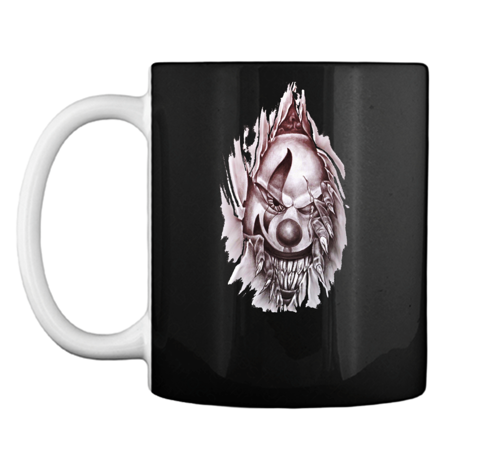 IT Pennywise Youll Float Too Halloween Mug