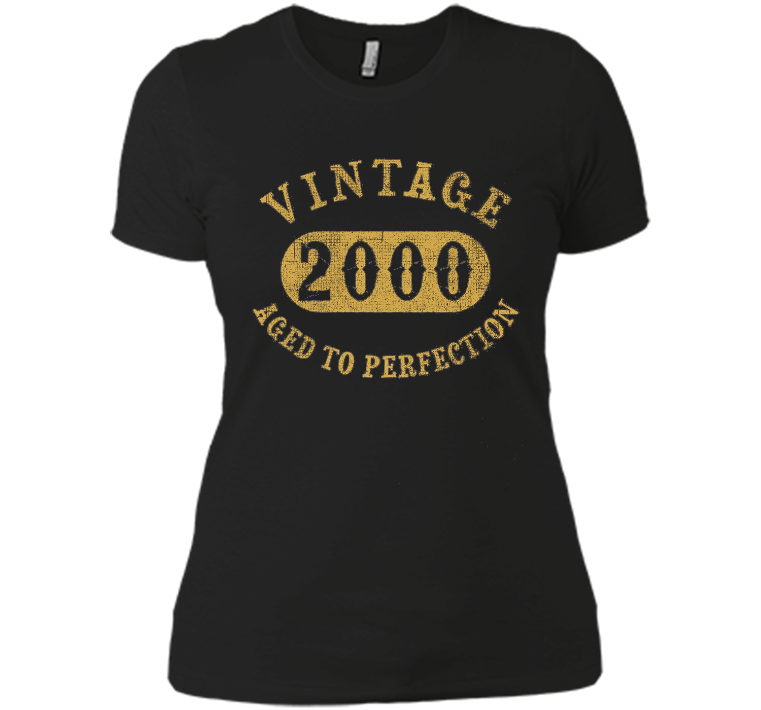 17 Years Old 17th Birthday B Day Gift Vintage 2000 T Shirt