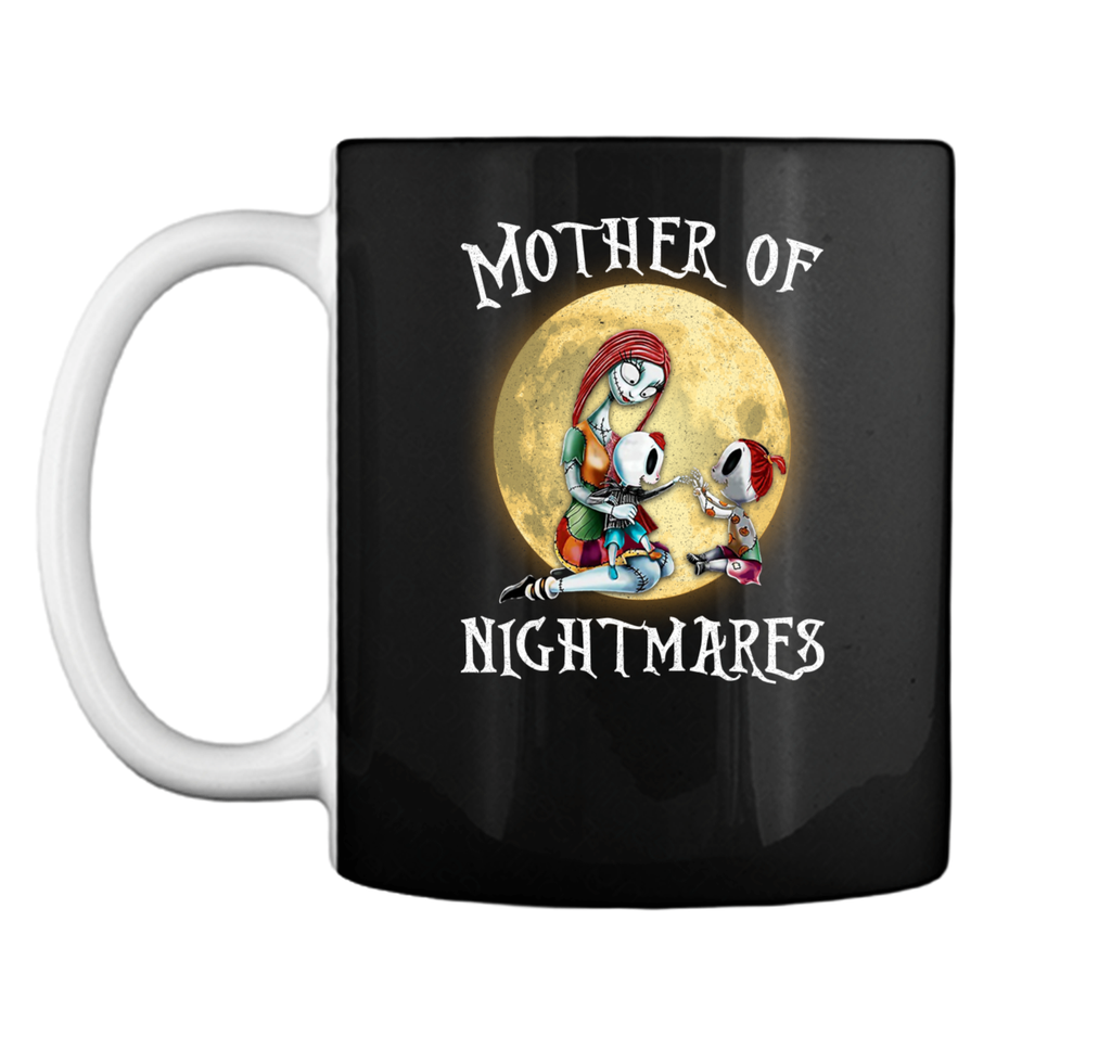 Mo-ther Of Night-mares Two Son Mug