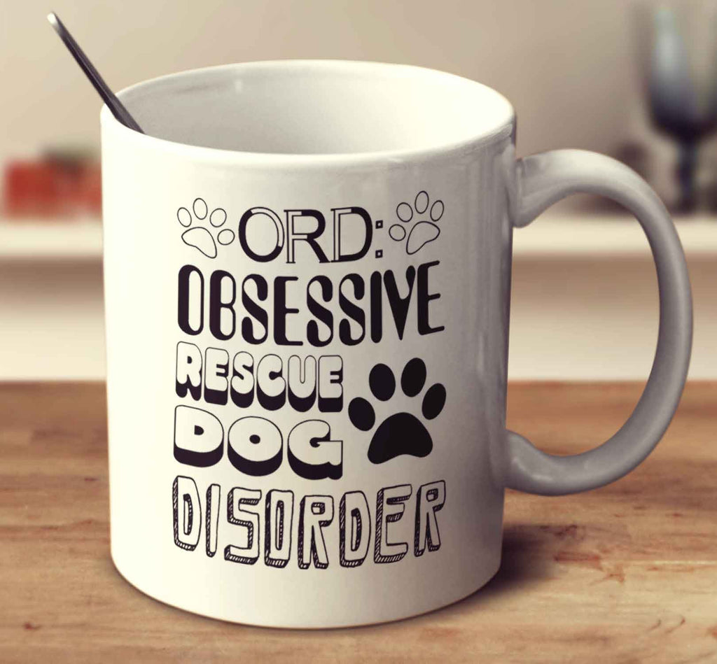 Obsessive Rescue Dog Disorder