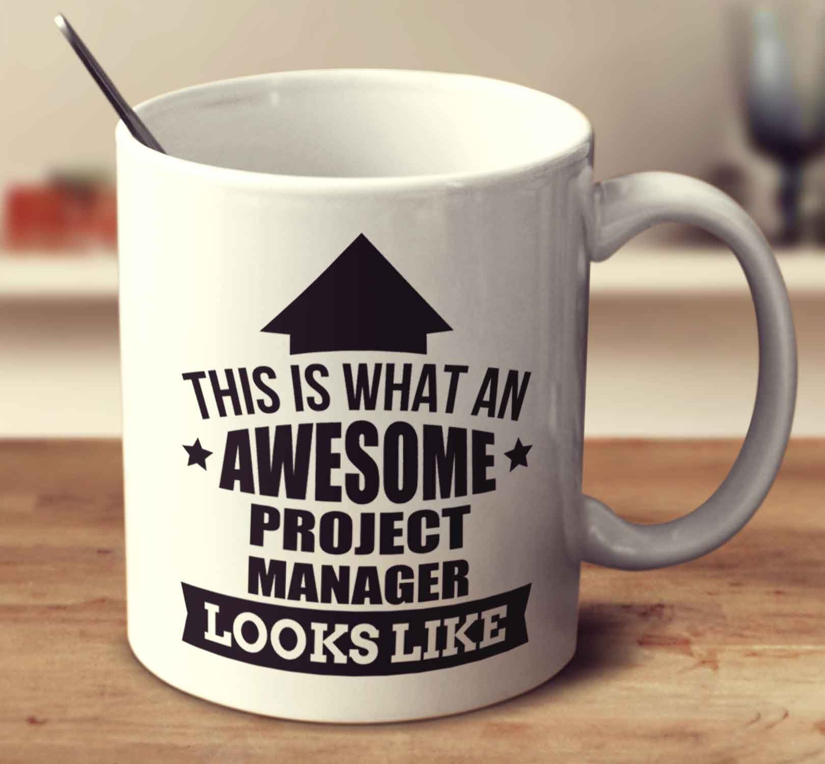 This Is What An Awesome Project Manager Looks Like