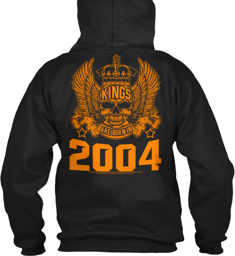 Kings Are Born In 2004