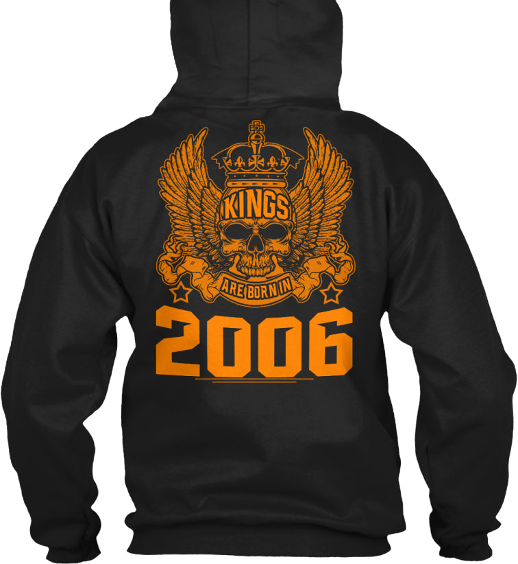 Kings Are Born In 2006
