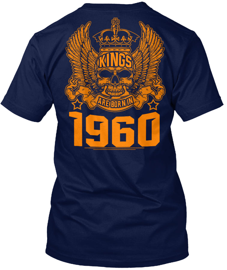 King are born in 1960