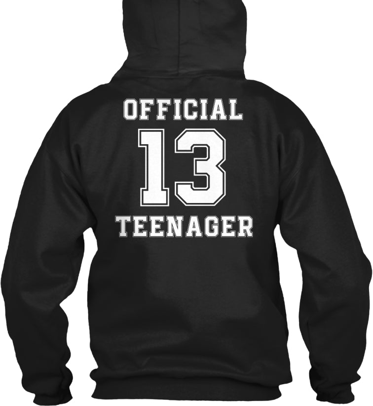 Official Teenager - 13th Birthday
