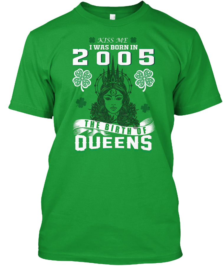 Patrick's Day The Birth of Queens 2005