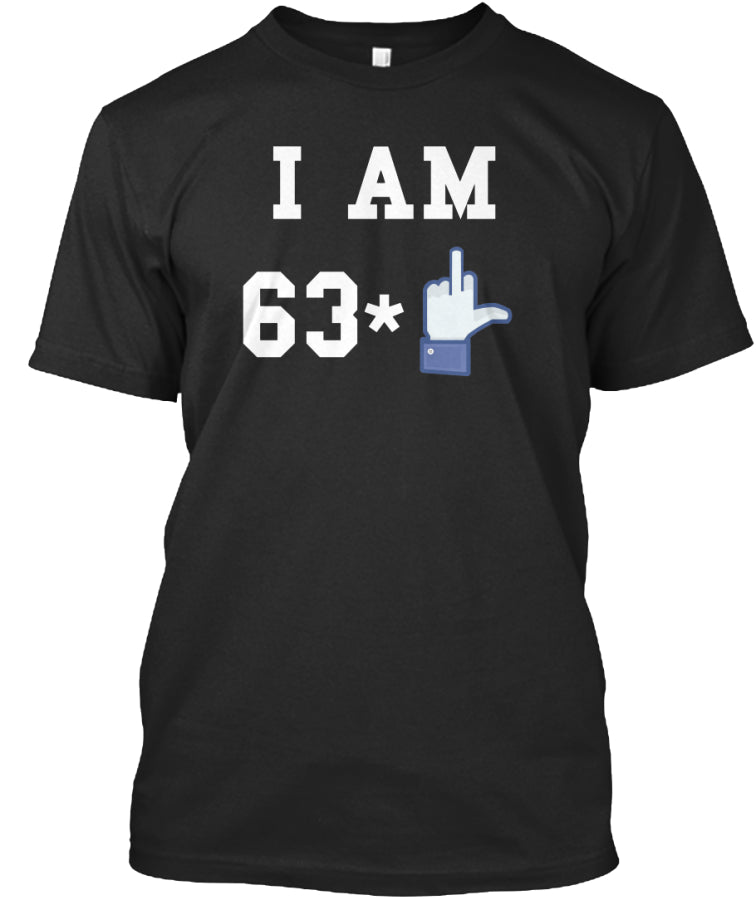 63 years old Birthday Shirts for Gift