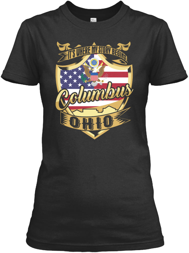 Columbus - It's Where My Story Begins