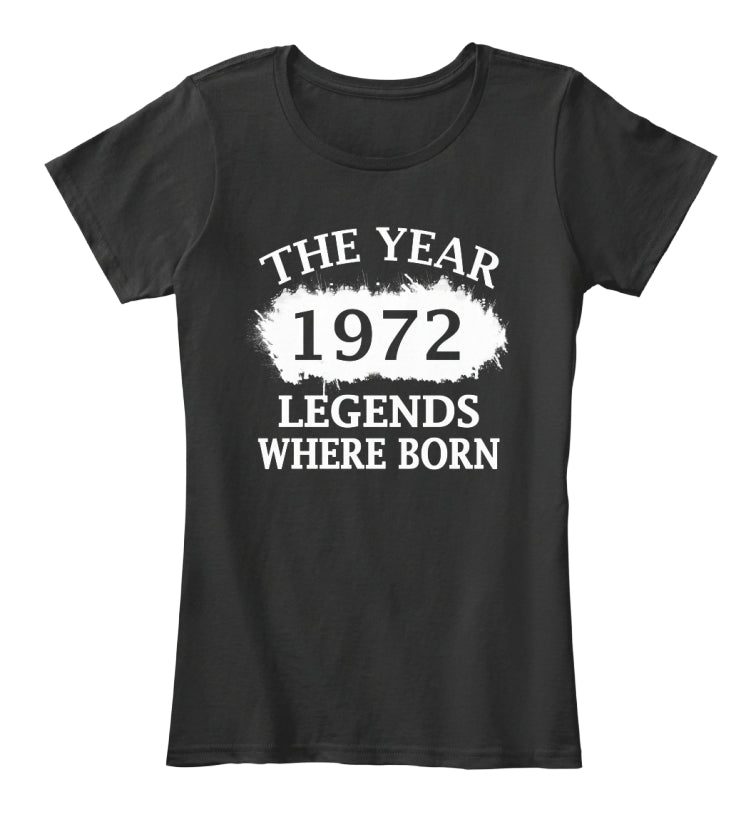 1972 The Year Legends Were Born
