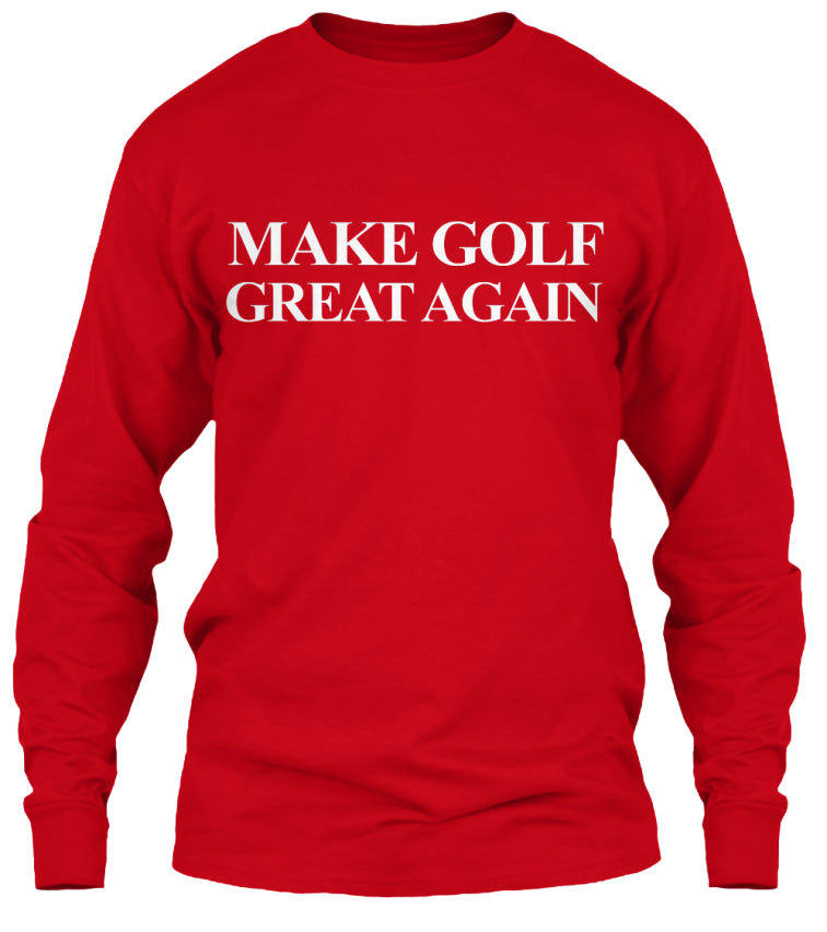 Make Golf Great Again