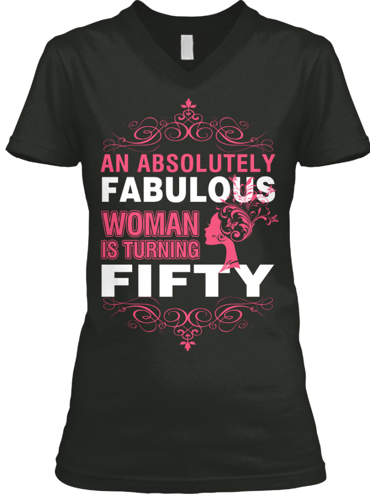 AN ABSOLUTELY FABULOUS - 50 NEW