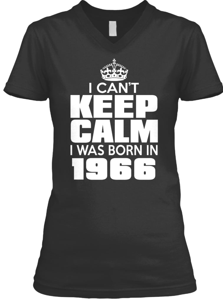 I WAS BORN IN 1966