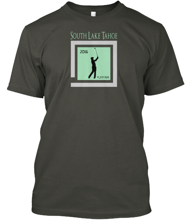 JTFam Official South Lake Tahoe Tshirt