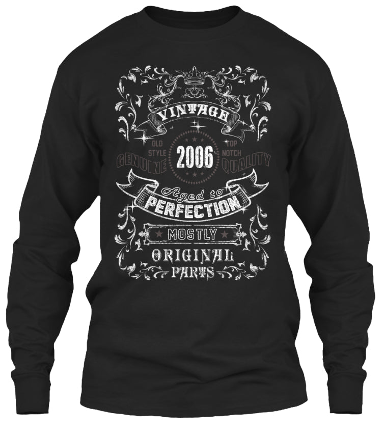 Vintage 2006 Age to Perfection