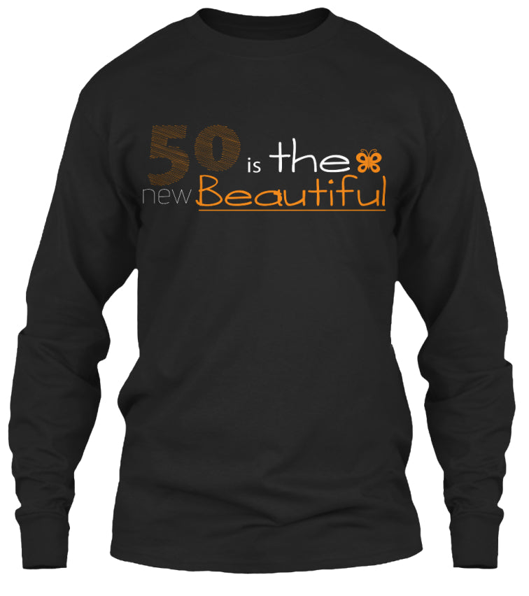 50 is the New Beautiful