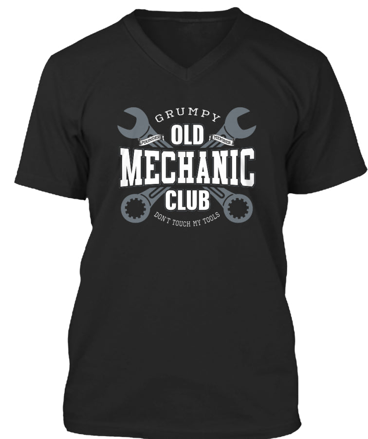 Grumpy Old Mechanic