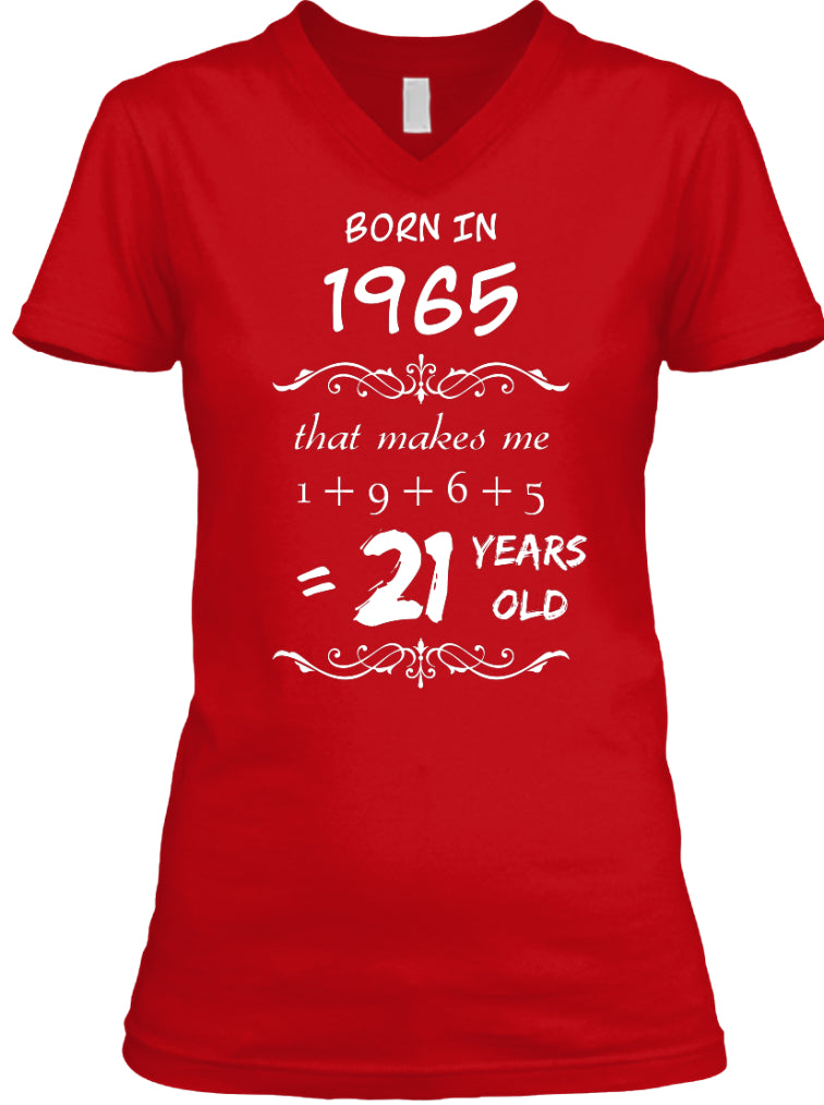 Born in 1965 Limited Edition Tees